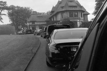 Service de chauffeurs privés VTC, Location de véhicule de luxe avec chauffeur pour mariage